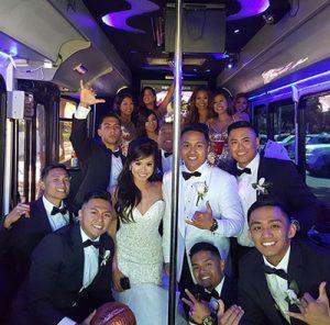 Hawaii Wedding Transportation 1